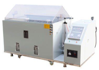 PLC Programmable Salt Spray Test Chamber High Precision In Pain Coating Testing Salt Spray Test For Powder Coating