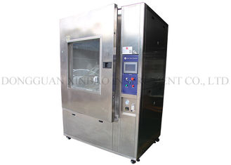 Centrifugal Fan Lab Test Chamber , Stainless Steel Sand Dust Test Machine For Electronic Products